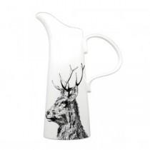 Buy the Little Weaver Arts Stag Jug 25cm online at smithsofloughton.com