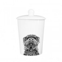 Buy the Little Weaver Arts Otter Storage Canister online at smithsofloughton.com