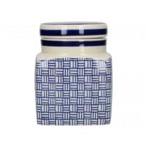 Buy the London Pottery Ceramic Canister Lattice online at smithsofloughton.com