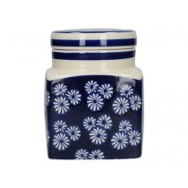 Buy the London Pottery Company Ceramic Canister Small Daisies online at smithsofloughton.com