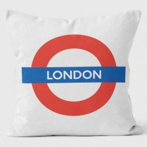 Buy the London Tube Station Cushions online at smithsofloughton.com