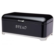 Buy the Lovello Bread Bin Black online at smithsofloughton.com