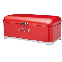 Buy the Lovello Bread Bin Red online at smithsofloughton.com