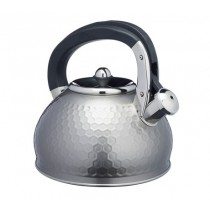 Buy the Lovello Textured Stove Top Kettle Shadow Grey online at smithsifloughton.com