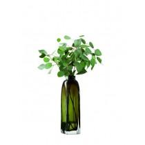 Buy the LSA Taffeta Vase Green 38cm online at smithsofloughton.com