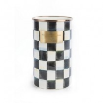 Buy the MacKenzie-Childs Courtly Check Utensil Jar online at smithsofloughton.com