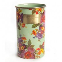 Buy the MacKenzie Childs Green Flower Market Enamel Utensil Jar online at smithsofloughton.com
