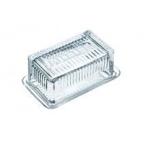 Buy the Master Class Glass Butter Dish online at smithsofloughton.com