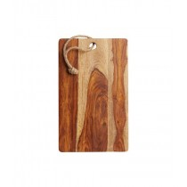 Buy the Master Class Gourmet Prep & Serve Rectangular Rosewood Board online at smithsofloughton.com