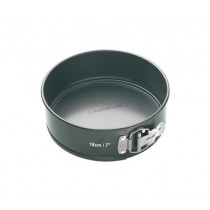 Buy the Master Class Non-Stick 18cm Loose Base Spring Form Cake Pan online at smithsofloughton.com