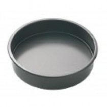 Buy the Master Class Round Non-Stick 18cm Loose Base Sandwich Pan online at smithsofloughton.com