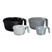 Buy the MasterClass Mixing Bowl Colander Measuring Jug Set online at smithsofloughton.com