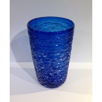 Buy the Mediterranean blue Bob Crooks tumbler online at smithsofloughton.com