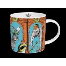 Buy the Menagerie Elephant Mug in Orange online at smithsofloughton.com