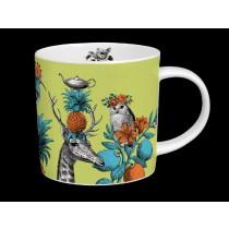 Buy the Menagerie Giraffe Mug in Green online at smithsofloughton.com