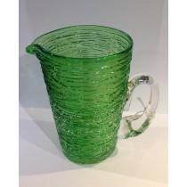 Buy the Mint green Bob Crooks jug online at smithsofloughton.com