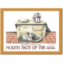Buy the North Face of The AGA Cushion Lap Tray online at smithsofloughton.com