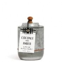 Buy the Paddywax Homestead Black Coconut and Amber candle online at smithsofloughton.com