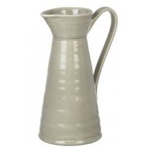 Buy the Parlane Colne Ceramic Pitcher Green online at smithsofloughton.com