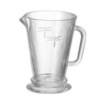 Buy the Parlane Dragonfly Clear Glass Jug online at smithsofloughton.com