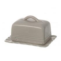 Buy the Parlane International Butter Dish Grey online at smithsofloughton.com