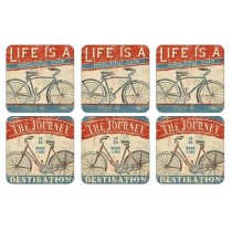 Buy the Pimpernel Beautiful Ride Coasters online at smithsofloughton.com