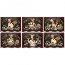 Buy the Pimpernel Chef's Specials Placemats online at smithsofloughton.com