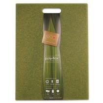 Buy the PolyFlax Cutting Board 30cm x 40cm Green online at smithsofloughton.com