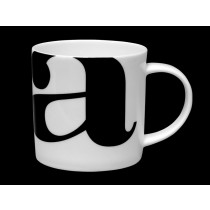 Buy the Repeat Repeat Mug Alphabet Initial A online at smithsofloughton.com