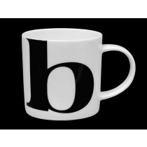 Buy the Repeat Repeat Mug Alphabet Initial B online at smithsofloughton.com