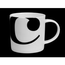 Buy the Repeat Repeat Mug Alphabet Initial C online at smithsofloughton.com