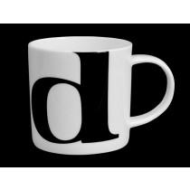 Buy the Repeat Repeat Mug Alphabet Initial D online at smithsofloughton.com