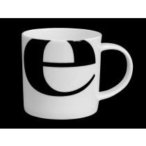 Buy the Repeat Repeat Mug Alphabet Initial E online at smithsofloughton.com