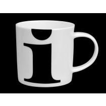 Buy the Repeat Repeat Mug Alphabet Initial I online at smithsofloughton.com