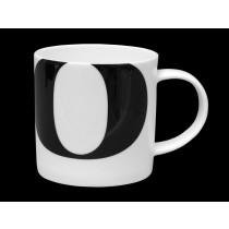 Buy the Repeat Repeat Mug Alphabet Initial O online at smithsofloughton.com