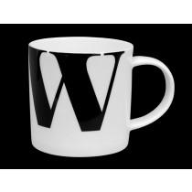 Buy the Repeat Repeat Mug Alphabet Initial W online at smithsofloughton.com
