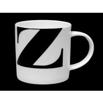 Buy the Repeat Repeat Mug Alphabet Initial Z online at smithsofloughton.com