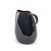 Buy the Serax Carafe Dark Blue online at smithsofloughton.com