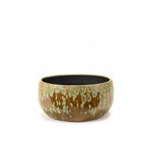 Buy the Serax Pot Hazy Yellow 35cm online at smithsofloughton.com