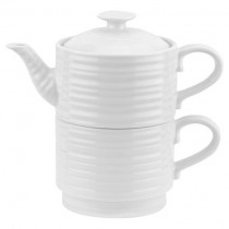 Buy the Sophie Conran For Portmeirion Tea For One Teapot online at smithsofloughton.com