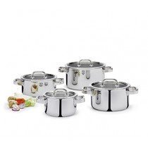 Buy the Spring Finesse 4 pcs Casserole Set online at smithsofloughton.com
