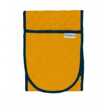 Buy the Sterck Carom Double Oven Glove Carom Two Yellow online at smithsofloughton.com