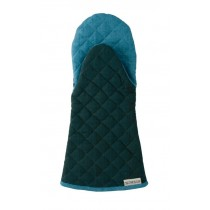Buy the Sterck Carom Oven Glove Two Tone Denim Green and Blue online at smithsofloughton.com