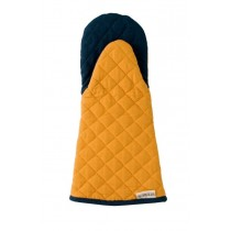 Buy the Sterck Carom Oven Glove Two Tone Denim Yellow online at smithsofloughton.com