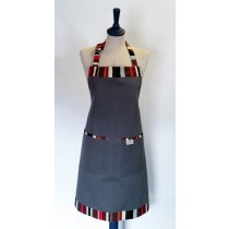 Buy the Sterck Grey Waikiki Apron online at smithsofloughton.com