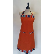 Buy the Sterck Orange Waikiki Apron online at smithsofloughton.com