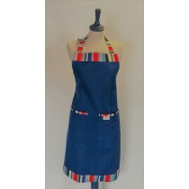 Buy the Sterck Royal Blue Waikiki Apron online at smithsofloughton.com