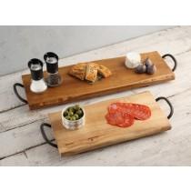 Buy the T&G Presentation Rustic Hevea Board online at smithsofloughton.com