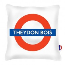Buy The Theydon Bois Tube Station Cushions online at smithsofloughton.com