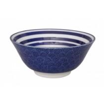 Buy the Tokyo Design Studio Bleu De'nimes Tayo Bowl online at smithsofloughton.com